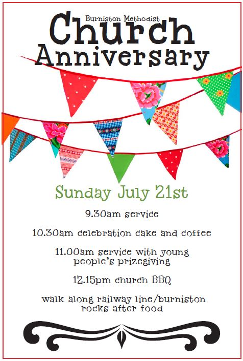 Sample invitation letter for church anniversary celebration sample invitation stopboris